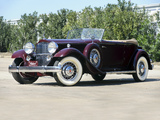 Pictures of Packard Individual Custom Eight Convertible Victoria by Dietrich (904-2072) 1932