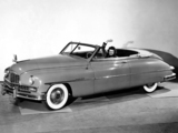 Pictures of Packard Custom Eight Convertible Coupe (2333-2359-5) 1950