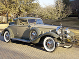 Packard Individual Custom Eight Stationary Coupe by Dietrich (904-2068) 1932 wallpapers