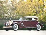 Images of Packard Custom Twelve Sport Phaeton by Dietrich (1006-3069) 1933