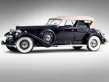 Packard Individual Custom Twelve Sport Phaeton by Dietrich (906-2069) 1932 pictures