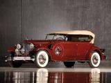 Packard Custom Twelve Sport Phaeton by Dietrich (1006-3069) 1933 images