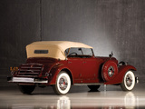 Packard Custom Twelve Sport Phaeton by Dietrich (1006-3069) 1933 pictures