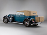 Packard Individual Custom Twelve Convertible Sedan by Dietrich (906-2070) 1932 images
