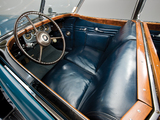 Packard Individual Custom Twelve Convertible Sedan by Dietrich (906-2070) 1932 wallpapers