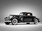 Photos of Packard Custom Twelve Coupe by Dietrich (1006-3068) 1933