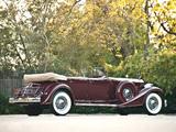 Photos of Packard Custom Twelve Sport Phaeton by Dietrich (1006-3069) 1933