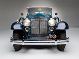 Pictures of Packard Individual Custom Twelve Convertible Sedan by Dietrich (906-2070) 1932