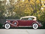 Pictures of Packard Custom Twelve Sport Phaeton by Dietrich (1006-3069) 1933