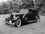 Packard Custom Twelve Town Car Landaulet by LeBaron (1006-4003) 1933 wallpapers