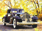 Packard Custom Twelve Coupe by Dietrich (1006-3068) 1933 wallpapers