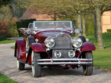 Packard Deluxe Eight Roadster by LeBaron (745-422) 1930 photos