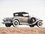 Packard Deluxe Eight Roadster (840-472) 1931 images