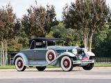 Packard Deluxe Eight Convertible Coupe (840-479) 1931 photos