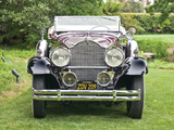 Packard Deluxe Eight Roadster (840-472) 1931 photos