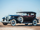 Packard Deluxe Eight Sport Phaeton (903-531) 1932 pictures