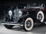 Packard Deluxe Eight Phaeton (903-511) 1932 pictures