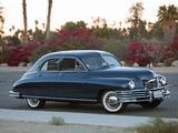 Packard Deluxe Eight Touring Sedan (2211-2262) 1948 photos
