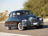 Packard Deluxe Eight Touring Sedan (2211-2262) 1948 pictures
