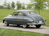 Packard Deluxe Eight Touring Sedan 1949 images