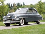 Packard Deluxe Eight Touring Sedan 1949 photos