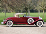 Photos of Packard Deluxe Eight Roadster by LeBaron (745-422) 1930