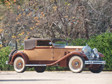 Photos of Packard Deluxe Eight Convertible Victoria by Waterhouse (840) 1931