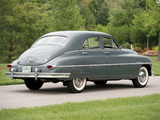 Pictures of Packard Deluxe Eight Touring Sedan 1949
