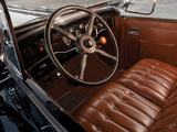 Packard Deluxe Eight Sport Phaeton (745-451) 1930 wallpapers