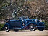 Packard Deluxe Eight Sport Phaeton (840-491) 1931 wallpapers