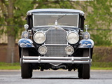 1930 Packard Deluxe Eight All-Weather Town Car by LeBaron (745) wallpapers