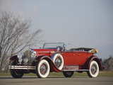 Images of Packard Deluxe Eight Dual Cowl Phaeton (645) 1929