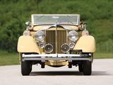 Images of Packard Eight Convertible Victoria 1934