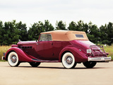 Images of Packard Eight Convertible Victoria (1201-807) 1935