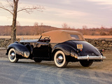 Images of Packard Eight Convertible Victoria by Darrin 1938