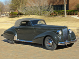 Images of Packard Eight Cabriolet by Graber (1601) 1938