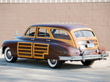 Images of Packard Eight Station Sedan (2293) 1948