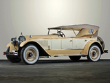 Packard Single Eight Touring (136) 1924 wallpapers