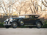 Packard Deluxe Eight Sport Phaeton 1930 images