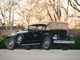 Packard Deluxe Eight Sport Phaeton 1930 photos