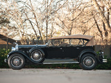 Packard Deluxe Eight Sport Phaeton 1930 wallpapers