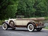 Packard Eight Individual Custom Convertible Sedan by Dietrich (840) 1931 photos