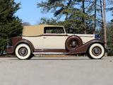 Packard Eight Convertible Victoria by Dietrich (1002-627) 1933 photos