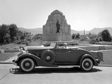 Packard Eight Coupe Roadster (609) 1933 photos