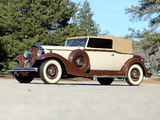 Packard Eight Convertible Victoria by Dietrich (1002-627) 1933 pictures