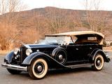 Packard Eight 7-passenger Touring (1101) 1934 photos