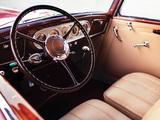 Packard Eight Convertible Victoria (1201-807) 1935 photos