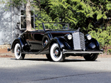 1936 Packard Eight Coupe Roadster (1402-919) 1935–36 photos