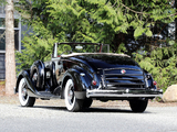 1936 Packard Eight Coupe Roadster (1402-919) 1935–36 pictures