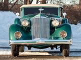 Packard Eight Convertible Sedan (1402-963) 1936 photos